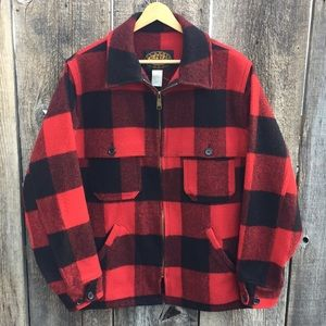 VTG Woolrich Classic Buffalo Check Hunting Jacket